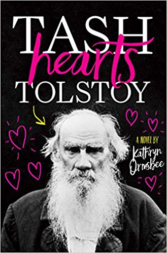 Trash Hearts Tolstoy book cover.
