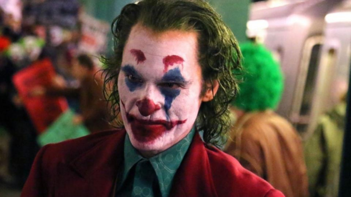 Actor Joaquin Phoenix as Arthur Fleck / Joker in upcoming Joker movie from DC