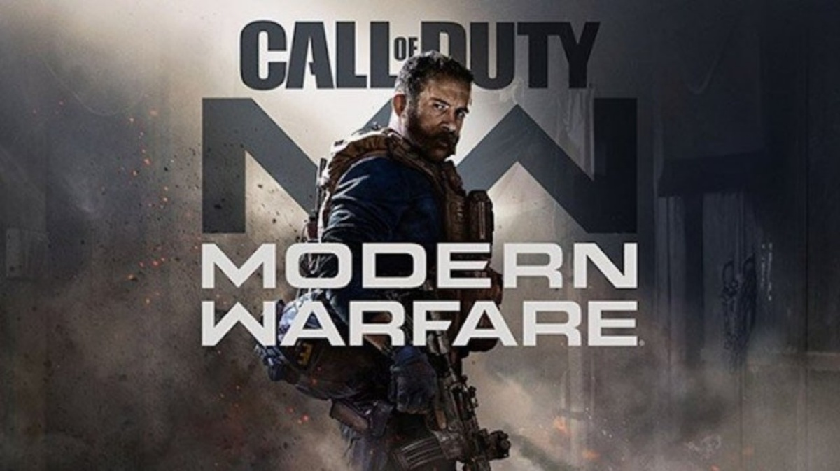 Cover art, featuring Captain Price