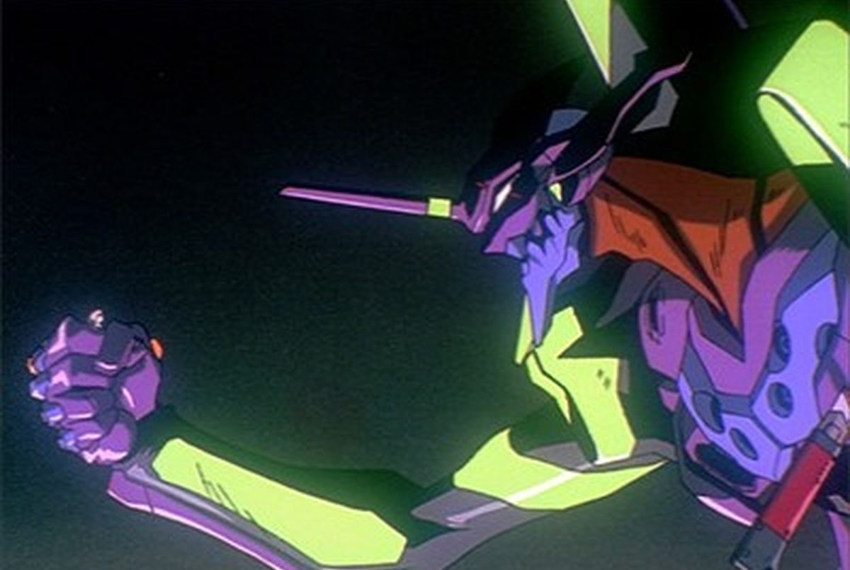 New Evangelion stuff. What does it mean? Who knows.