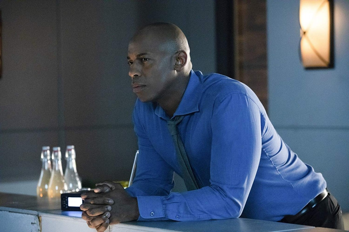 Mehcad Brooks in Supergirl (2015)