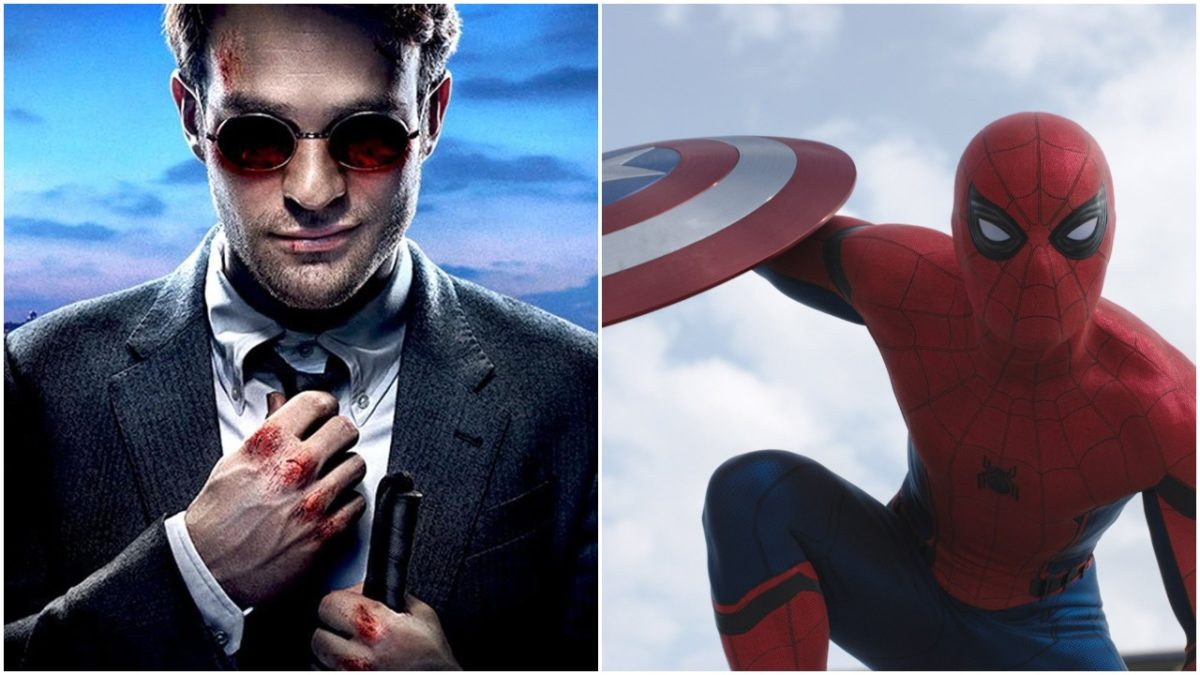 Matt Murdock (Charlie Cox) and Spider-Man (Tom Holland) would be perfect pals in the MCU.