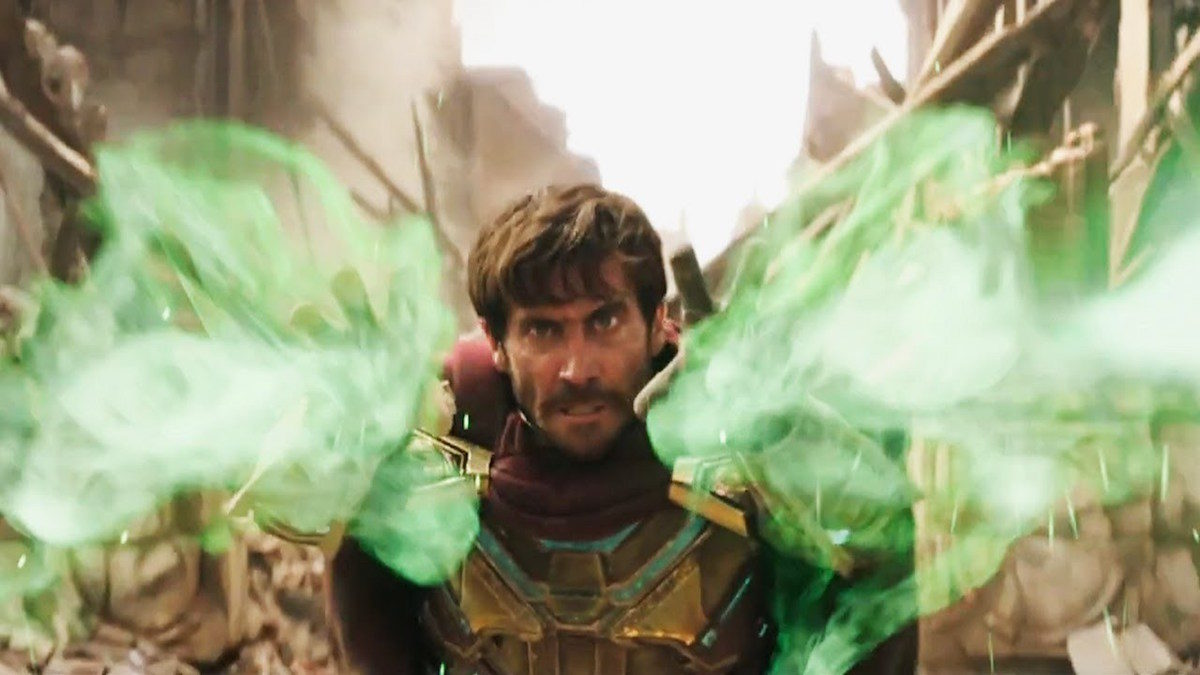 Jake Gyllenhaal as Mysterio / Quentin Beck in Spider-Man: Far From Home