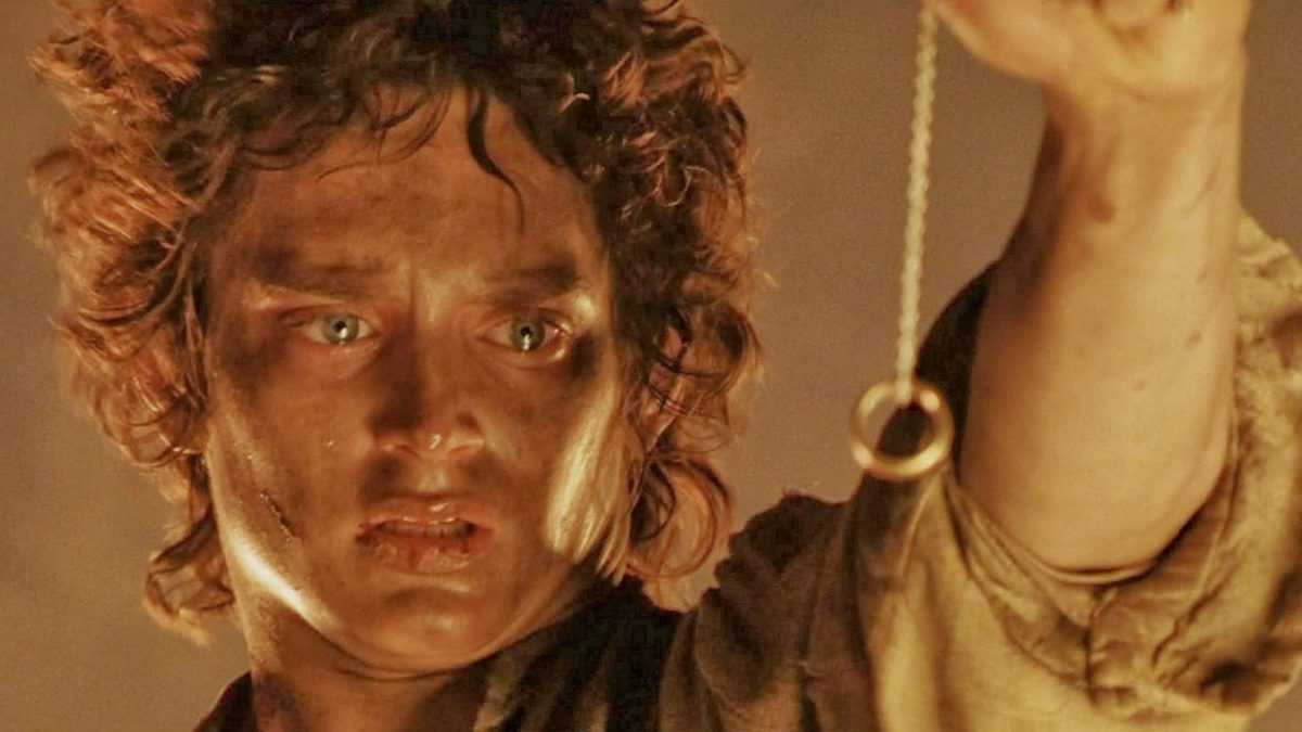 Lord of the Rings Return of the King, Elijah Wood as Frodo