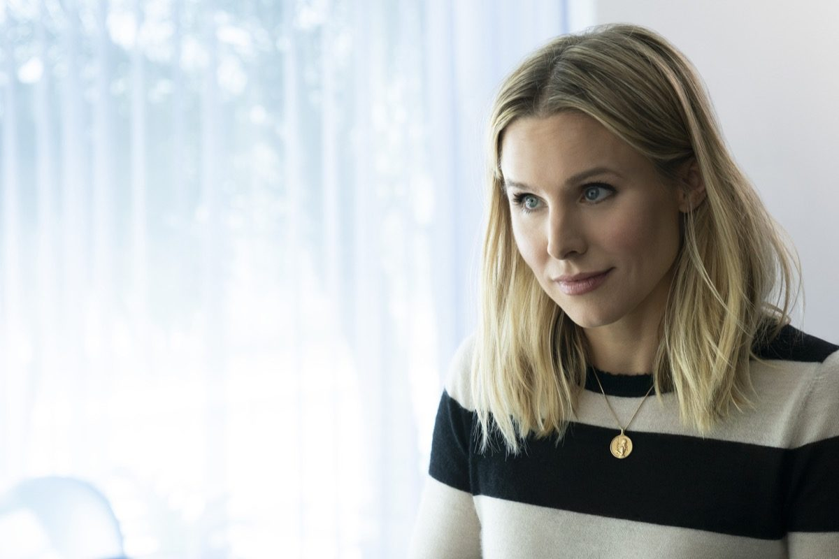 Kristen Bell as Veronica Mars and that's it.