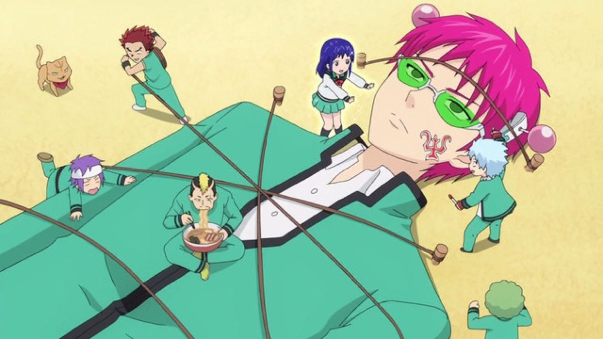The Disastrous Life of Saiki K. photo