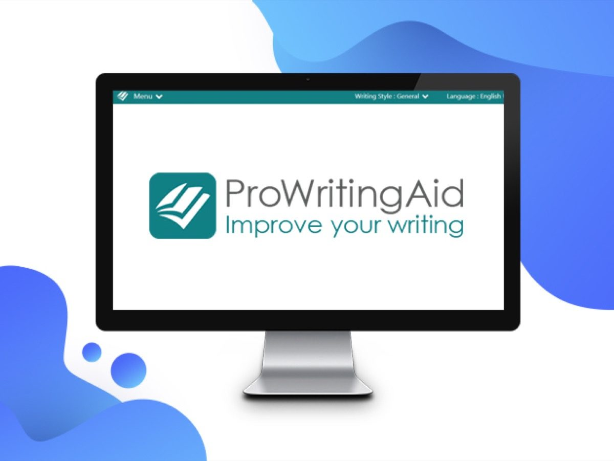 prowritingaid title on a computer screen