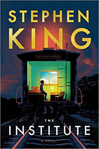 the institute stephen king book cover