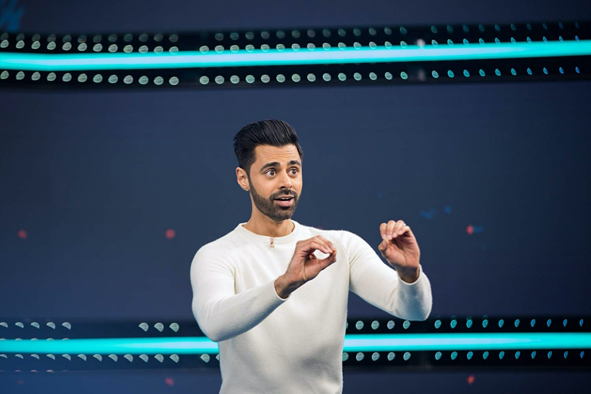 Hasan Minhaj in Patriot Act with Hasan Minhaj (2018)