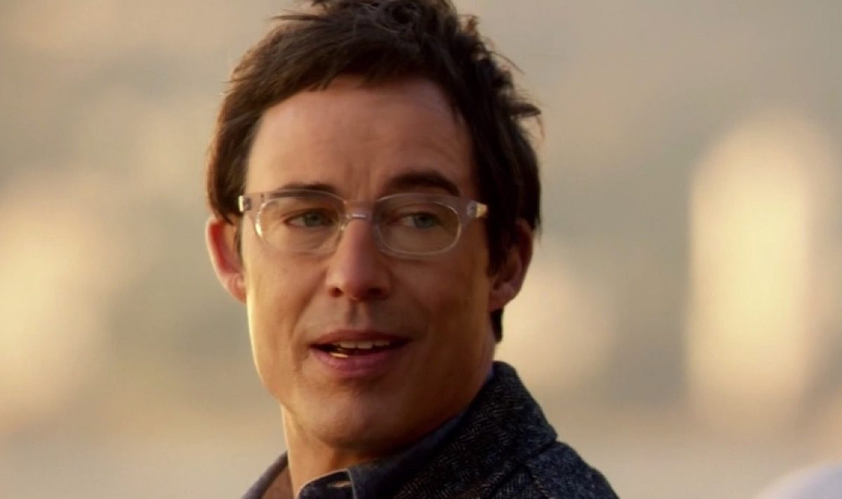 Harrison Wells on The CW's The Flash.