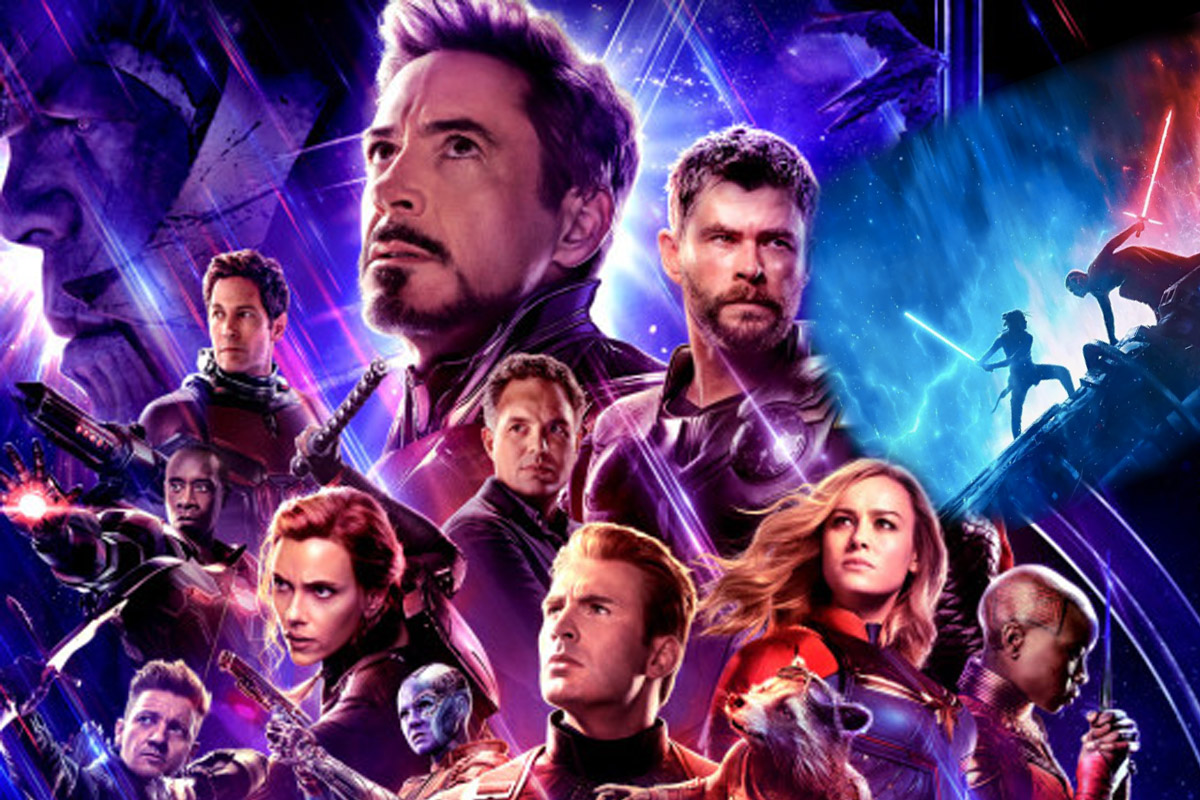 Avengers Endgame Did Same Finale Better Than Rise Of Skywalker The Mary Sue