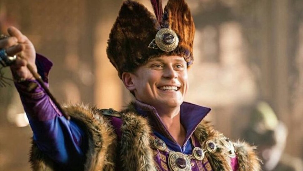 billy magnussen as prince angers in aladdin (2019)