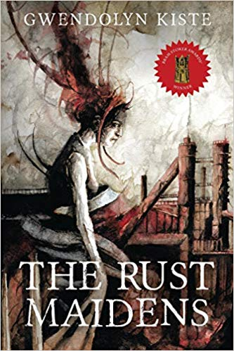 The Rust Maidens book cover.