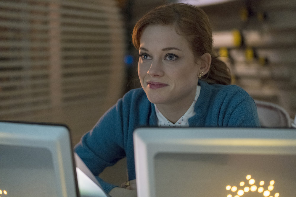 "ZOEY'S EXTRAORDINARY PLAYLIST -- ""Pilot"" Episode 101 -- Pictured: Jane Levy as Zoey -- (Photo by: James Dittiger/NBC)"