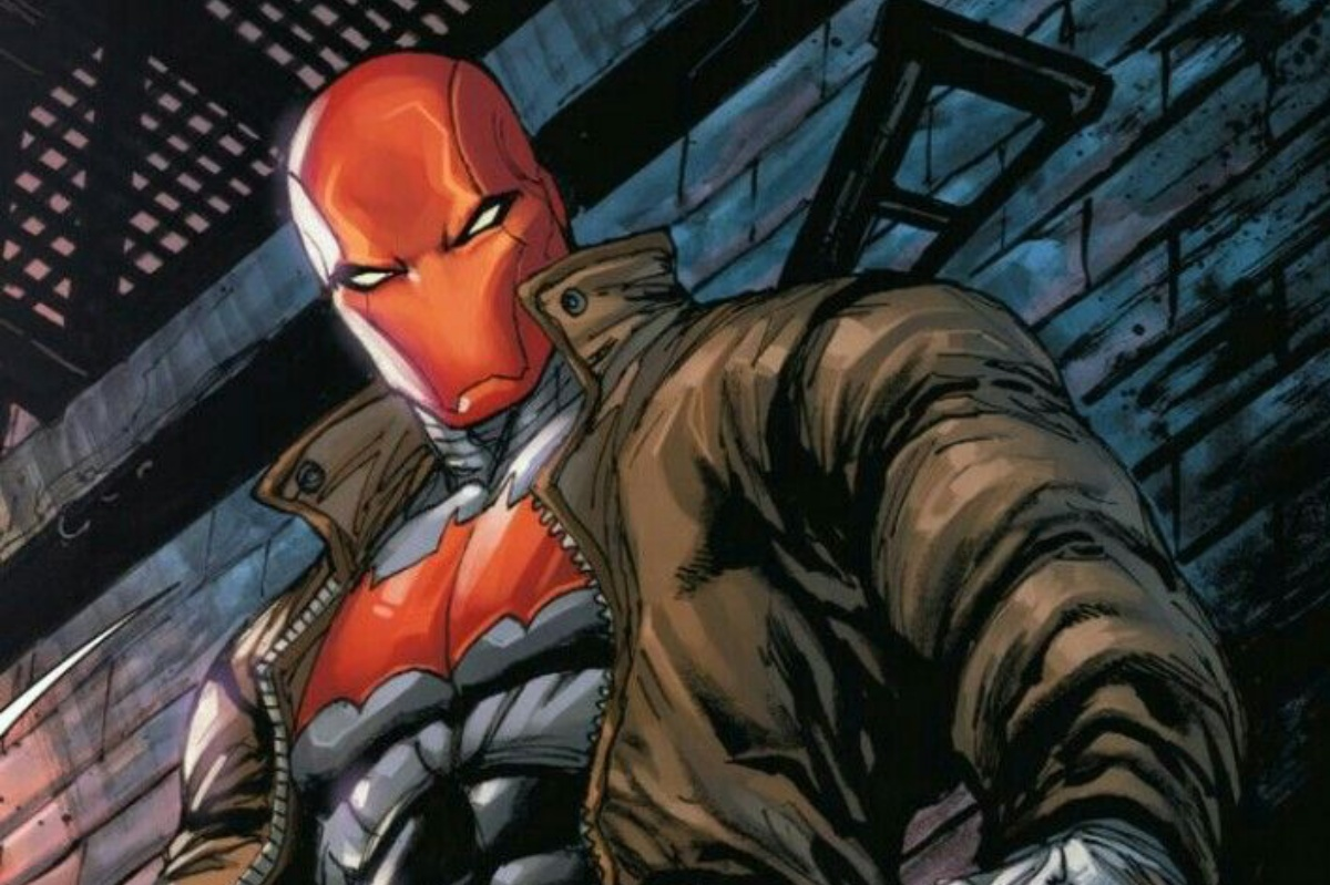 Jason Todd the second Robin and the trouble maker