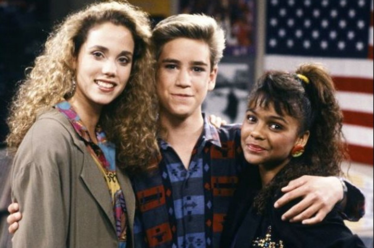 Lark Voorhies Speaks About Not Being Included in Saved by the Bell Reboot