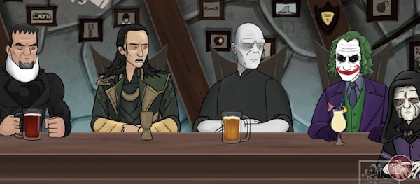 Villains in How It Should Have Ended