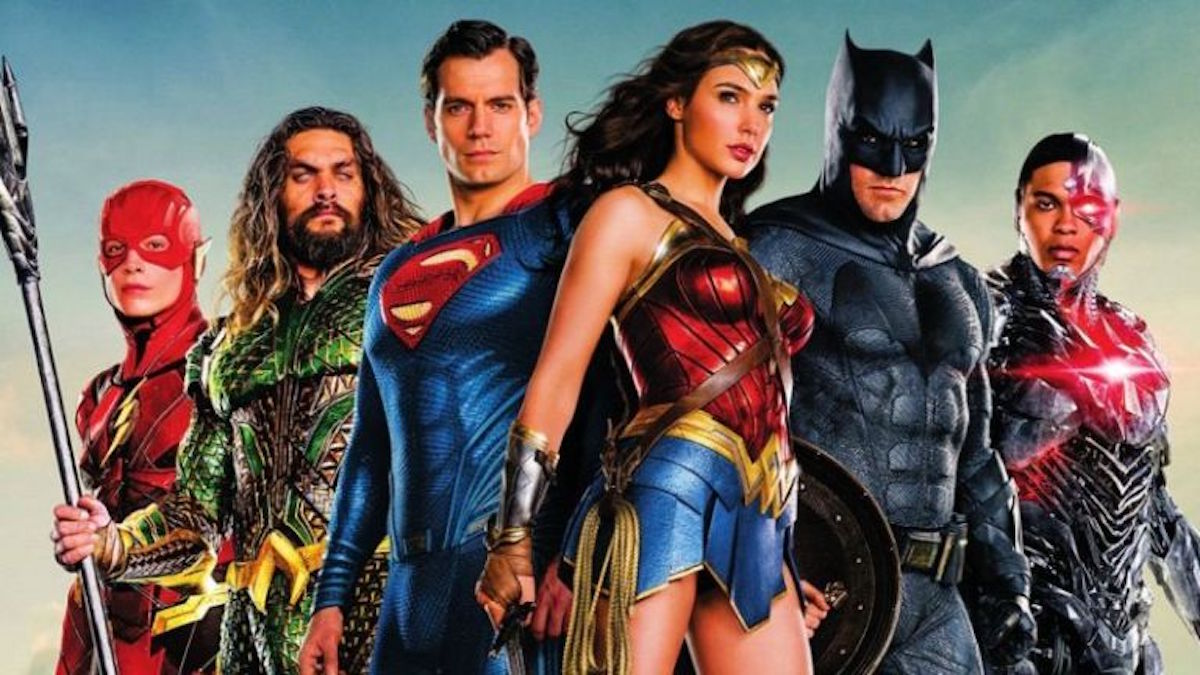 The Definitive Ranking of the DCEU by Someone Who Mostly Kinda Enjoys It