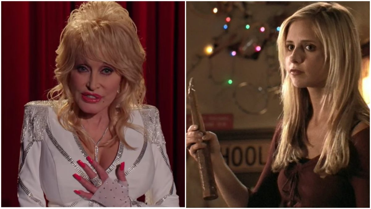dolly parton sarah michelle gellar