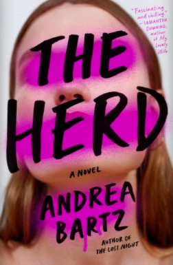 The Herd book cover.