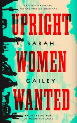 Upright Women Wanted book cover.
