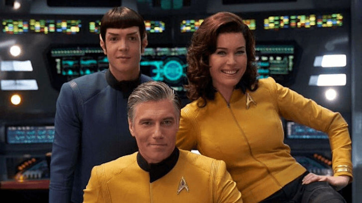 A New Classic 'Star Trek' Series Is Coming | The Mary Sue