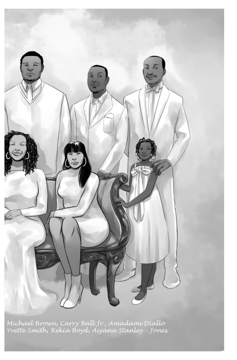 """Family Portrait"" by Ashley Woods"