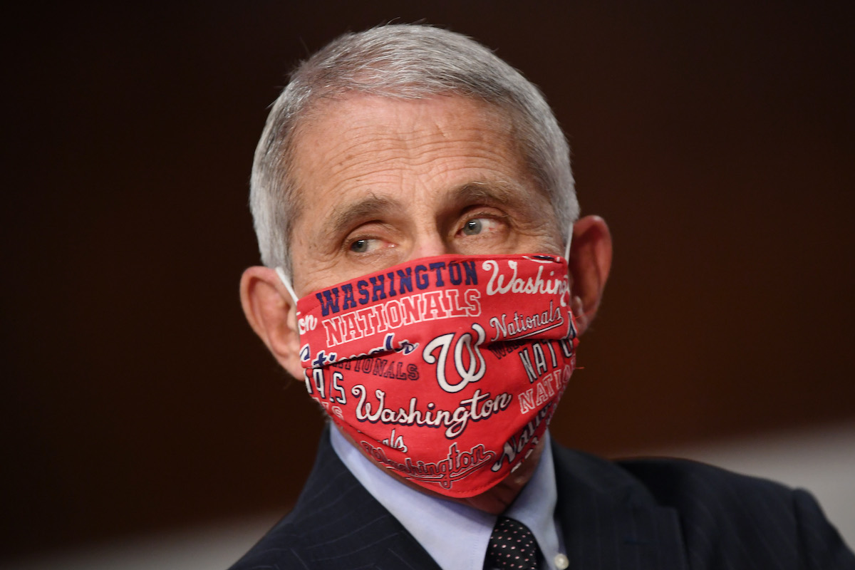 Donald Trump Is Turning Against Dr. Fauci, Surprising No One