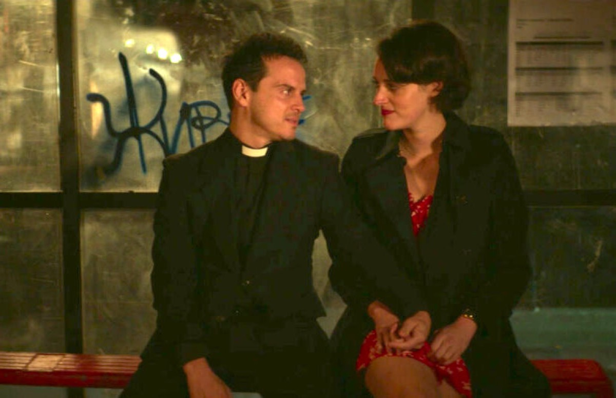 "Fleabag and the ""Hot Priest."""