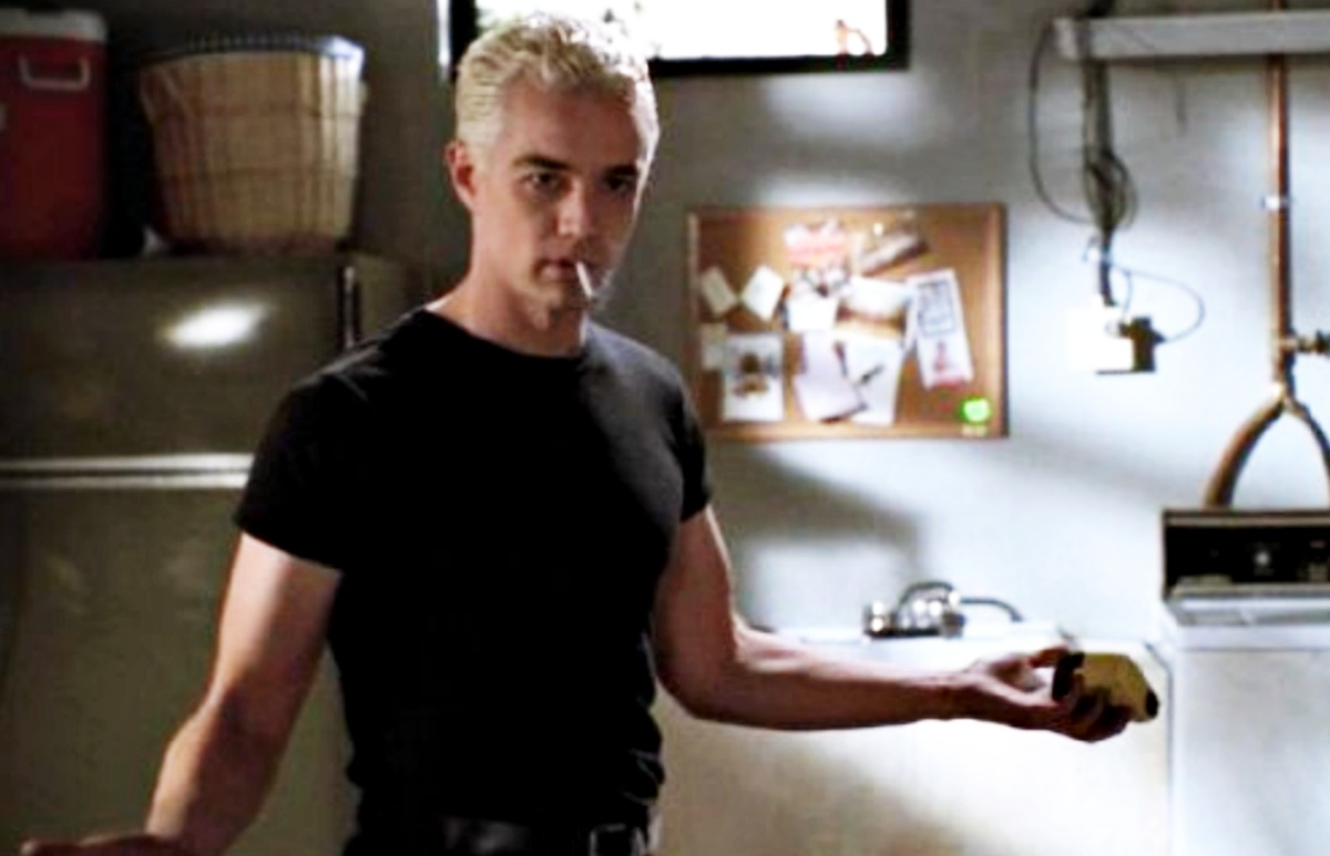 James Marsters as Spike in Buffy the Vampire Slayer (1997)