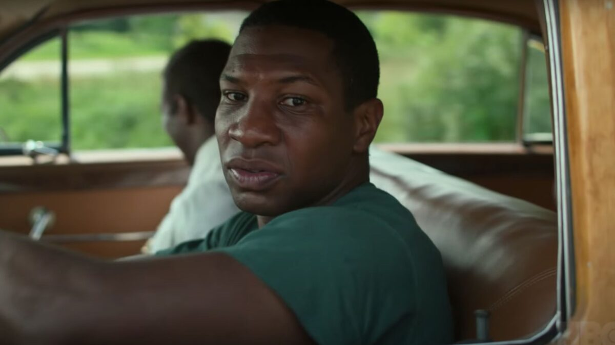 Jonathan Majors in Lovecraft County