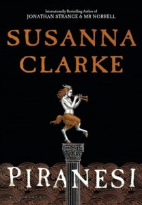 Book Cover for Piranesi by Susanna Clarke