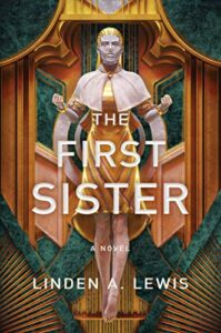 Book Cover for The First Sister by Linden A. Lewis