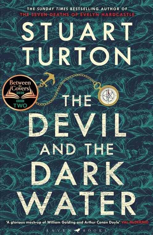 Book Cover for The Devil And The Dark Water by Stuart Turton