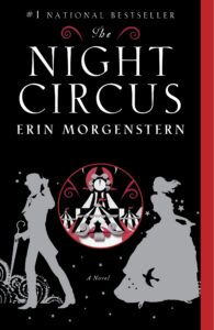 Book cover for The Night Circus by Erin Morgenstern