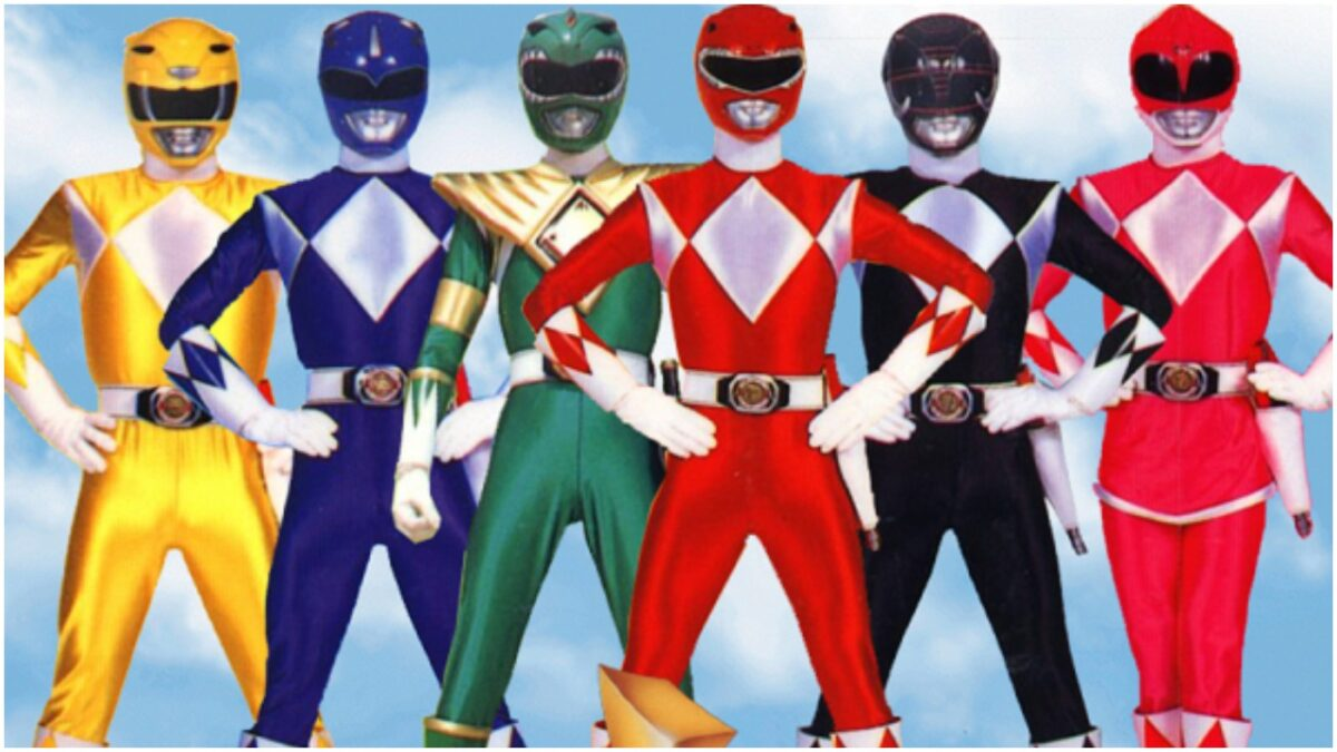 Power Rangers reboot planned for movie and TV series