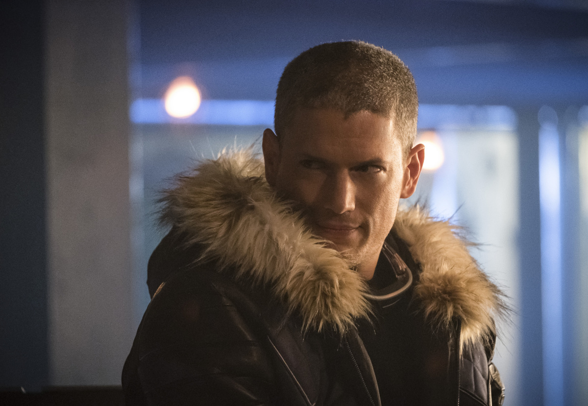 Gay 'Prison Break' star not interested in playing heterosexual characters