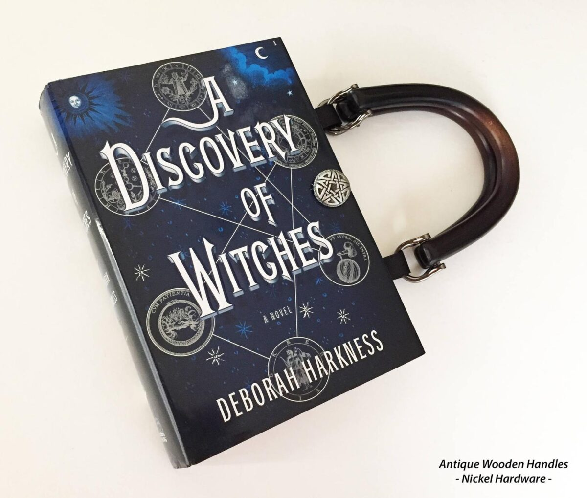 A Discovery of Witches Fan-Inspired Book Purse
