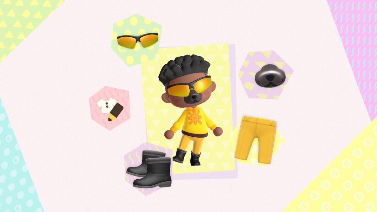 Me after making Powerline in Animal Crossing: New Horizons