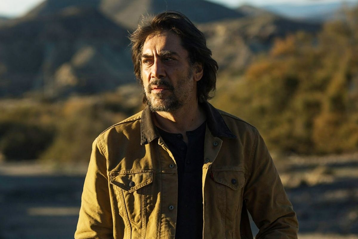 Javier Bardem in The Road Not Taken