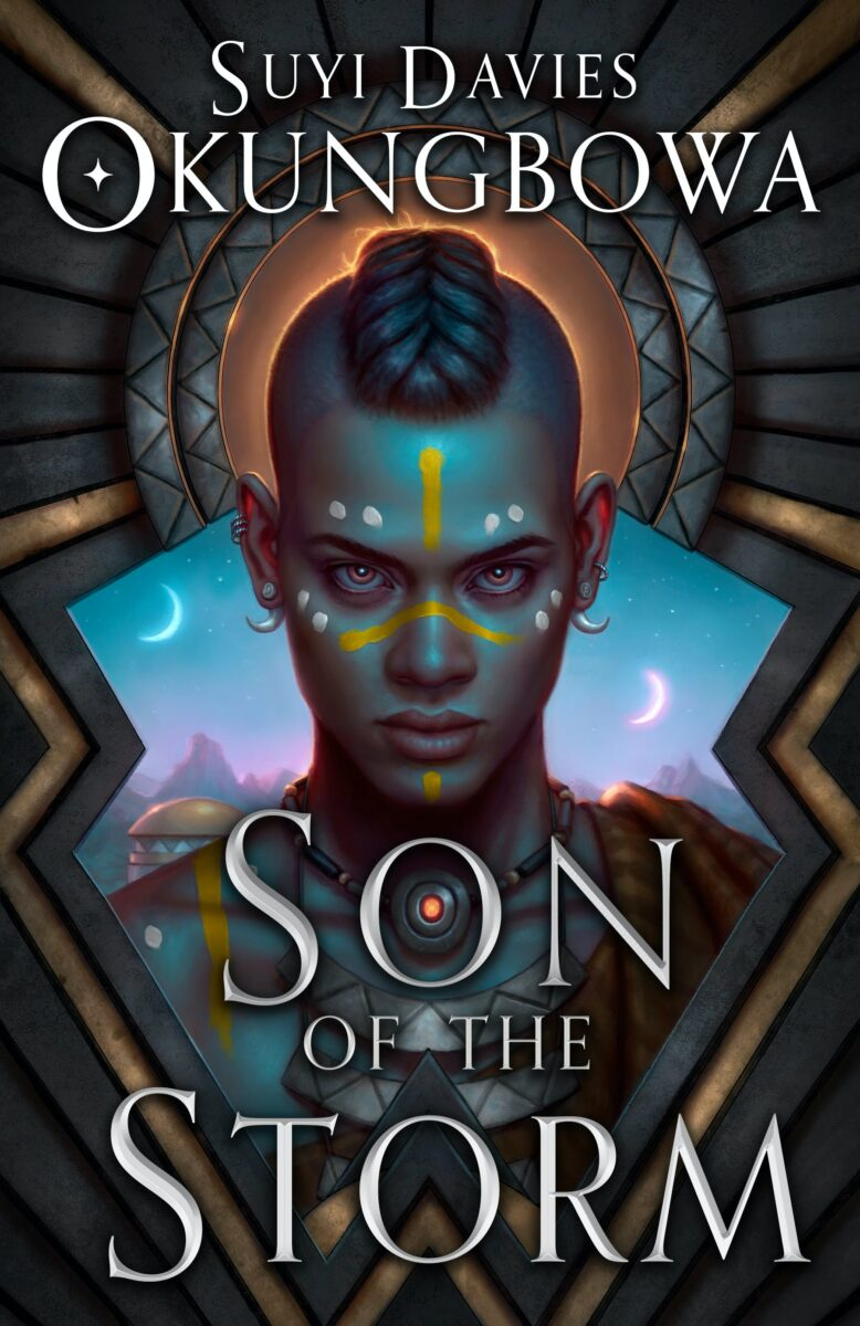 Book cover for Son of The Storm by Suya Davies Okungbowa