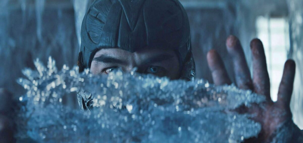A first look at what Sub Zero will look like in the upcoming Mortal Kombat