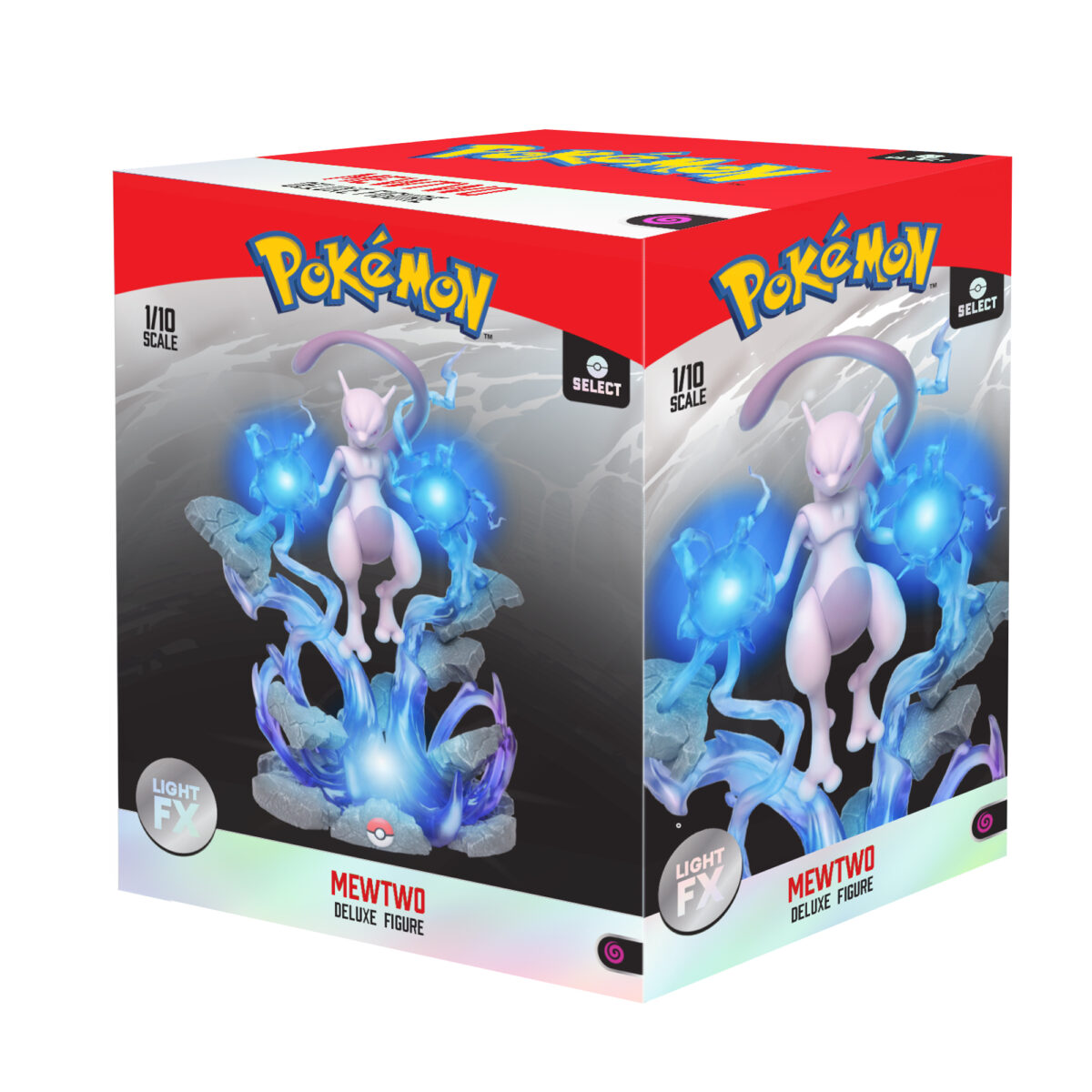 Picture of deluxe Mewtwo Figure