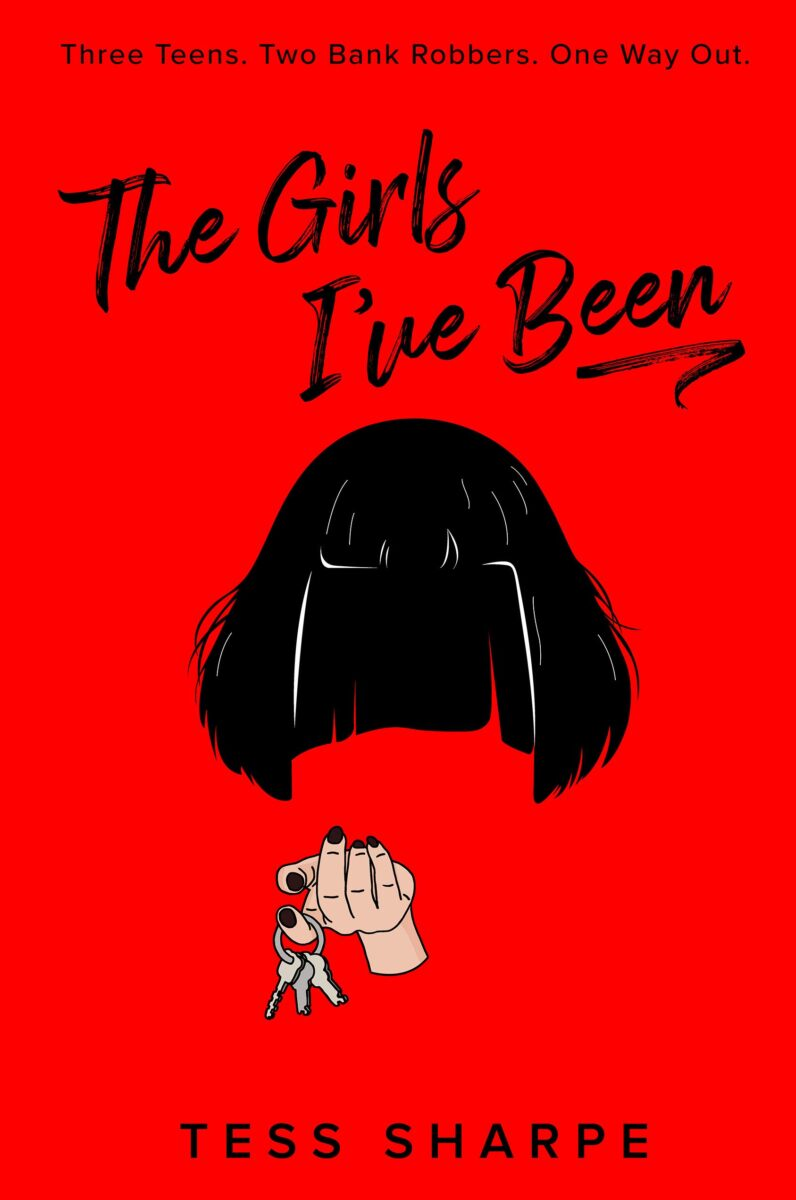 Book cover for The Girls I've Been by Tess Sharpe