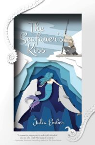 Book cover for The Seafarer's Kiss by Julia Ember