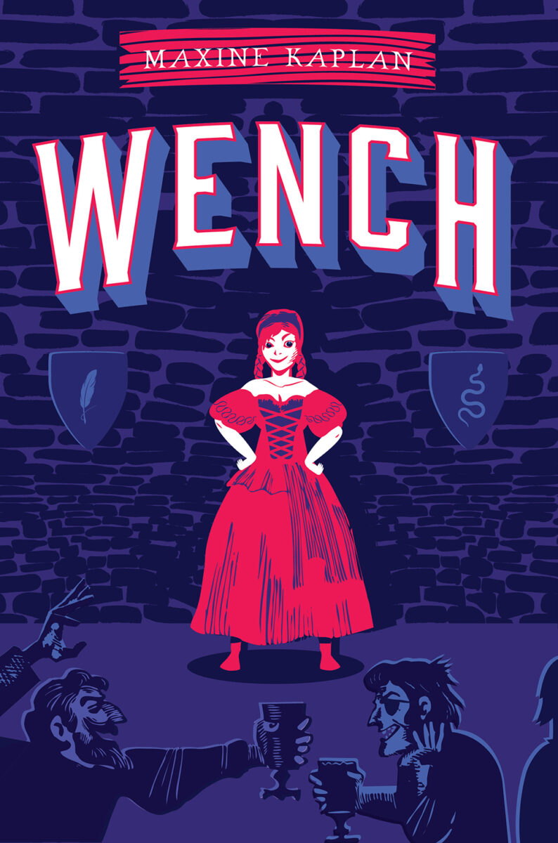 Book cover for Wench by Maxine Kaplan