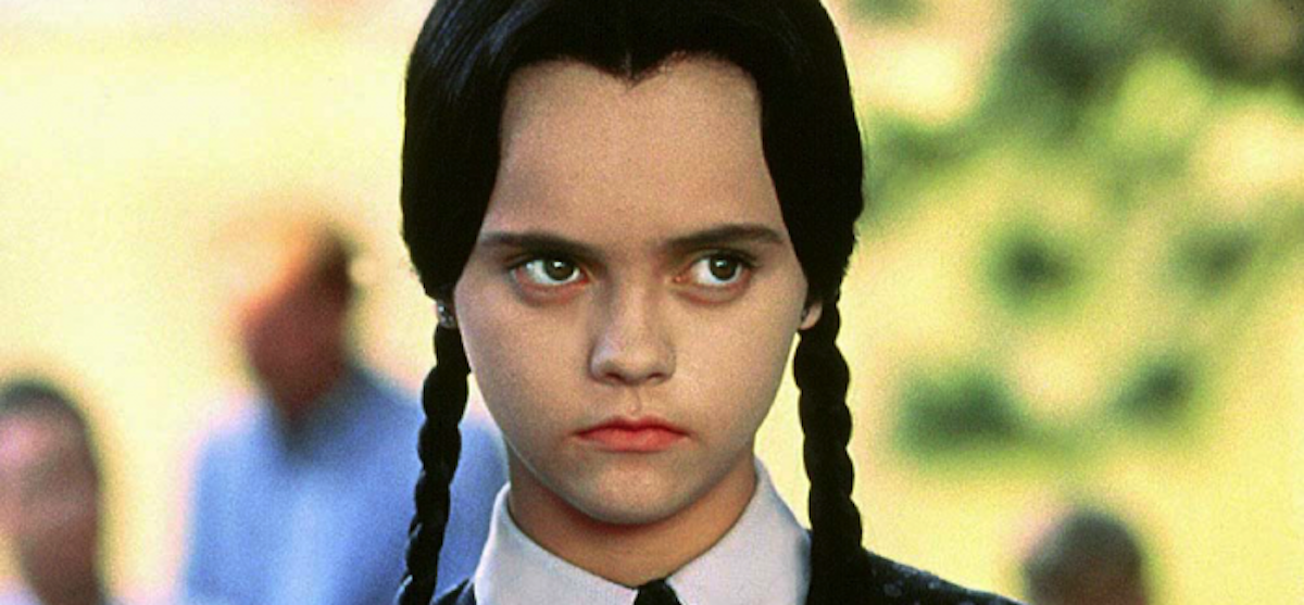 Things We Saw Today: Wednesday Addams Will Have Her Own Netflix Series, With Direction From Tim Burton