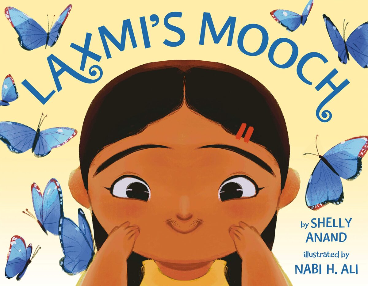 Book cover for Laxmi's Mooch by Shelly Anand