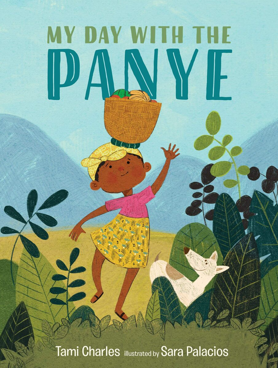 Book cover for My Day With The Panye by Tami Charles
