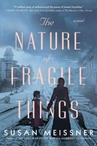 Book cover for The Nature of Fragile Things by Susan Meissner